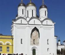 Храм Рождества Пресвятой Богородицы в Свято-Пафнутьевом монастыре