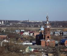 На 11.000 человек населения в Боровске 37 действующих Храмов