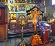 Внутреннее убранство Покровского Храма