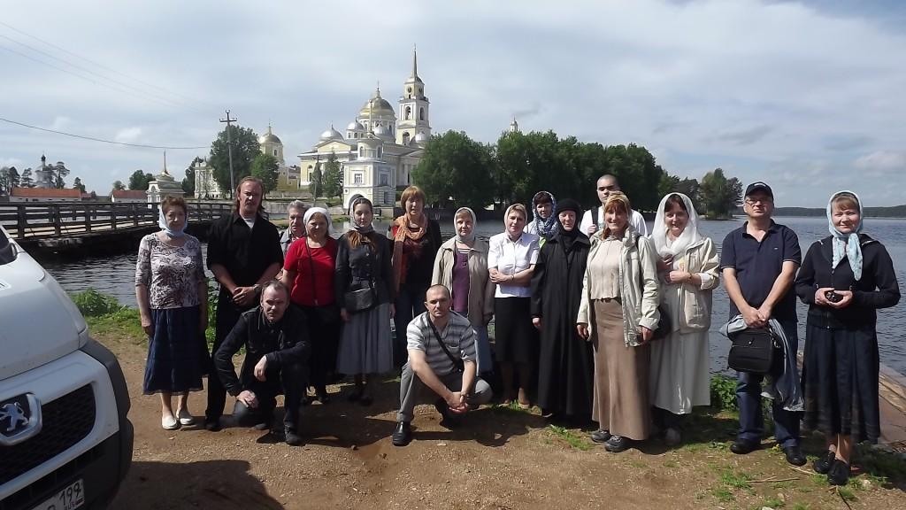 Паломники нашего храма 2014г